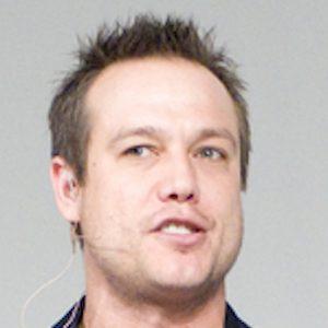 Angus Mitchell Headshot