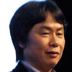 Shigeru Miyamoto Headshot