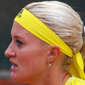 Kristina Mladenovic Headshot