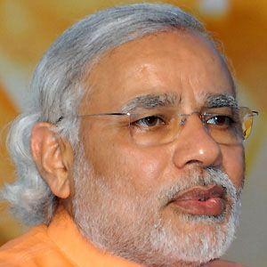 Narendra Modi Headshot