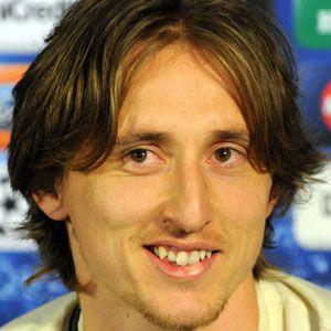 Luka Modric 1 of 3
