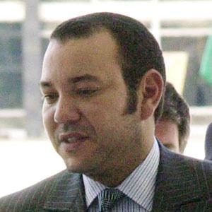 Mohamed VI de Marruecos Headshot