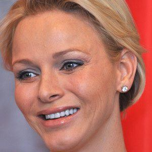 Princess Charlene of Monaco 1 of 6