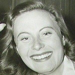 Michèle Morgan Headshot
