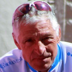 Francesco Moser Headshot