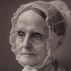 Lucretia Mott Headshot