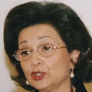 Suzanne Mubarak Headshot