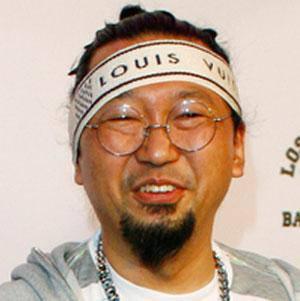 Takashi Murakami Headshot