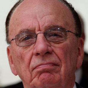 Rupert Murdoch 1 of 5