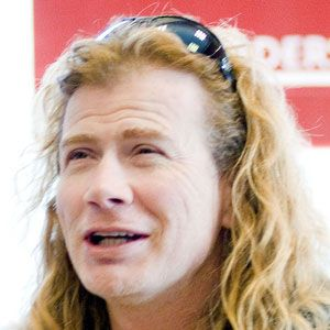 Dave Mustaine 1 of 4