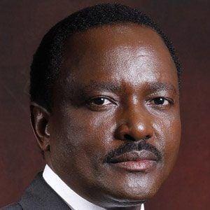 Kalonzo Musyoka Headshot