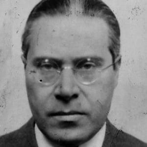 Laszlo Moholy-Nagy Headshot