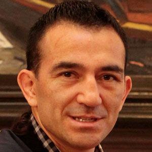 Omar Andrés Narváez Headshot