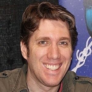 Todd Nauck Headshot