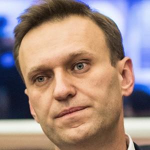 Alexey Navalny Headshot