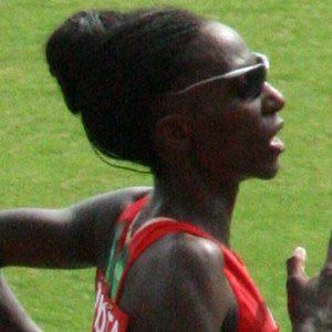 Catherine Ndereba Headshot