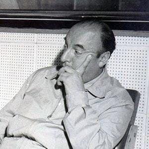 Pablo Neruda 1 of 3