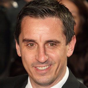 Gary Neville 1 of 2