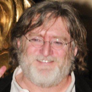 Gabe Newell Headshot