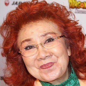 Masako Nozawa Headshot 1 of 3