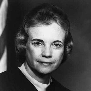 Sandra Day O'Connor 1 of 2
