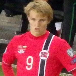 Martin Odegaard Headshot