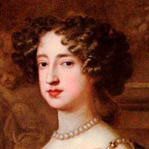Mary II Of England Headshot
