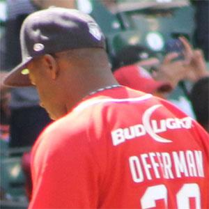 Jose Offerman Headshot