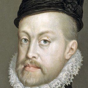 Philip II of Spain Headshot