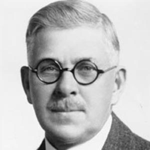 Ransom E. Olds Headshot