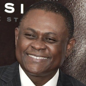 Bennet Omalu 1 of 2