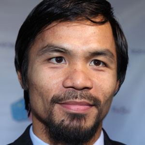 Manny Pacquiao 1 of 7