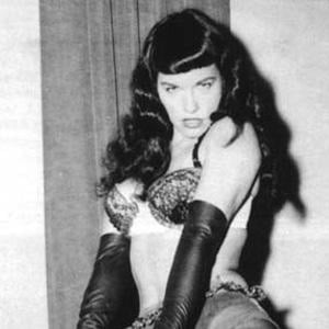 Bettie Page 1 of 3