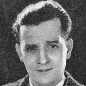 Marcel Pagnol Headshot