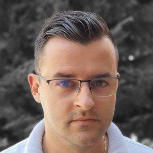 Slavi Panayotov Headshot