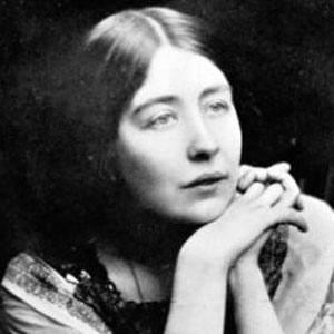 Sylvia Pankhurst Headshot