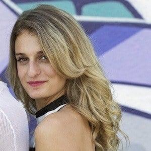 Gabriella Papadakis 1 of 2