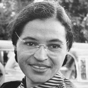 Rosa Parks 1 of 3