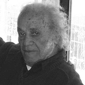 Nicanor Parra Headshot
