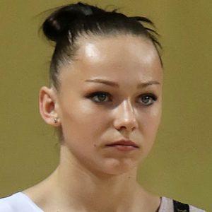 Maria Paseka Headshot