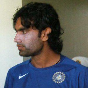 Munaf Patel Headshot