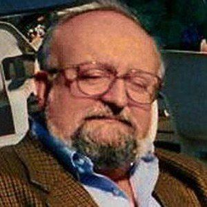 Krzysztof Penderecki Headshot
