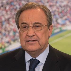 Florentino Pérez Headshot
