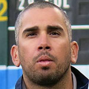 Oliver Perez Headshot
