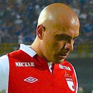 Omar Sebastián Pérez Headshot