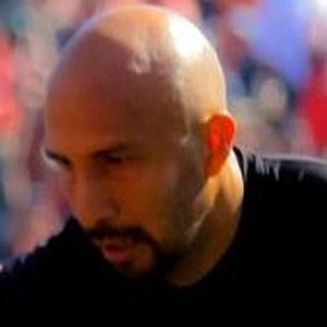 Óscar Pérez Headshot
