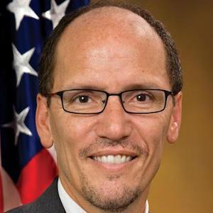 Thomas Perez Headshot