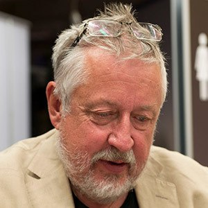 Leif GW Persson Headshot