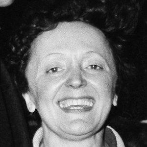Edith Piaf 1 of 5