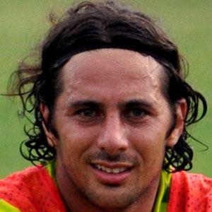Claudio Pizarro Headshot